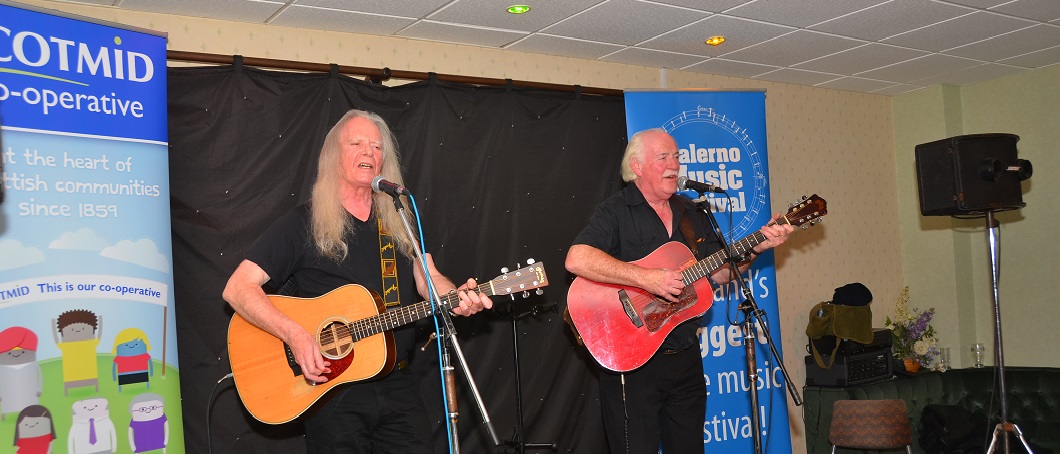 The Gabs at Balerno Music Festival